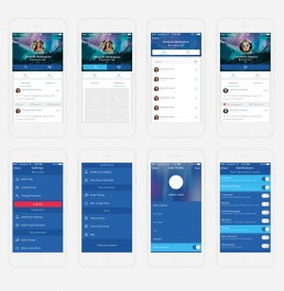 InstaPray designed by LEMUN DIGITAL