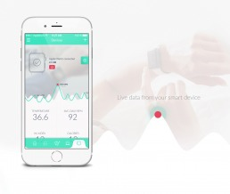 Hopp is digital healthcare solution designed by LEMUN DIGITAL