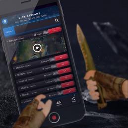 GoodGame is mobile app designed by LEMUN DIGITAL